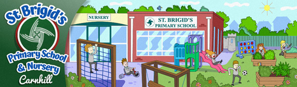 St Brigid's Primary & Nursery School, Carnhill